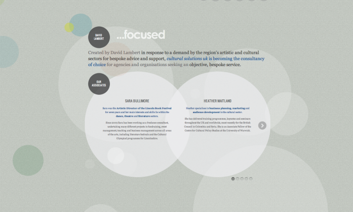 Excellent Examples of Parallax Scrolling