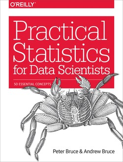 Practical Statistics for Data Science cover